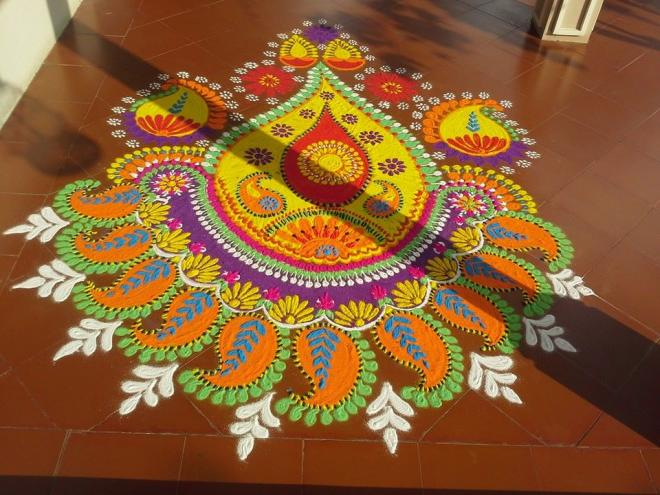 11 kolam design by mash