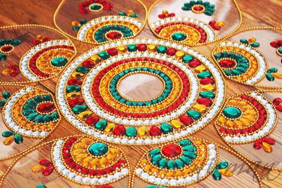 13 kundan rangoli design image for Image decoration online