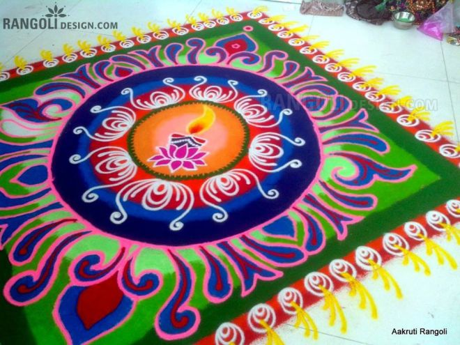 Best And Easy Rangoli Designs For Diwali Festival - 50 best simple rangoli design special diwali wallpapers hd free download