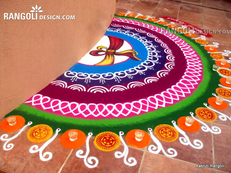 Best And Easy Rangoli Designs For Diwali