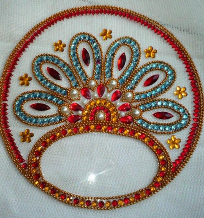 8 Kundan Design By Nimisha Image