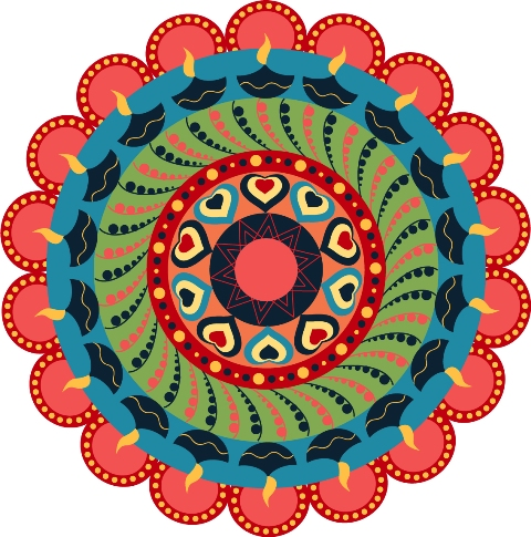pattern rangoli designs by sankar sivala