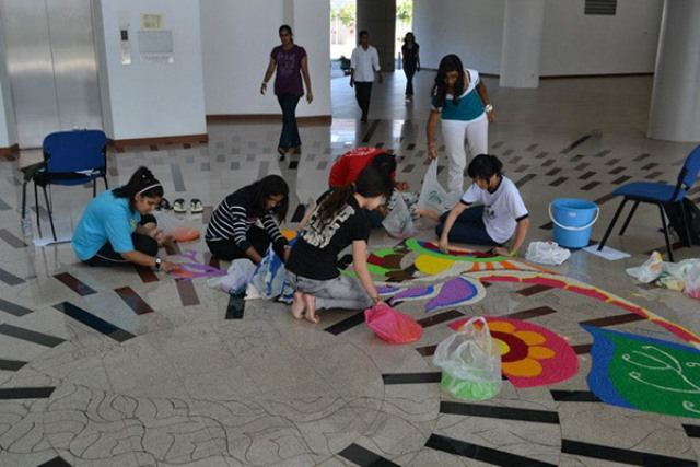 project rangoli designs by kanchan ratnani