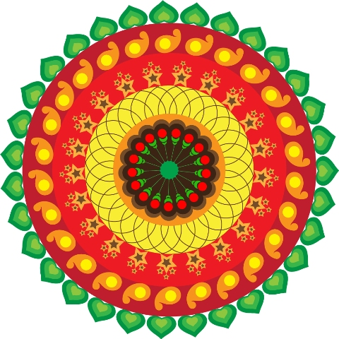 pattern rangoli designs by ashish swarnkar