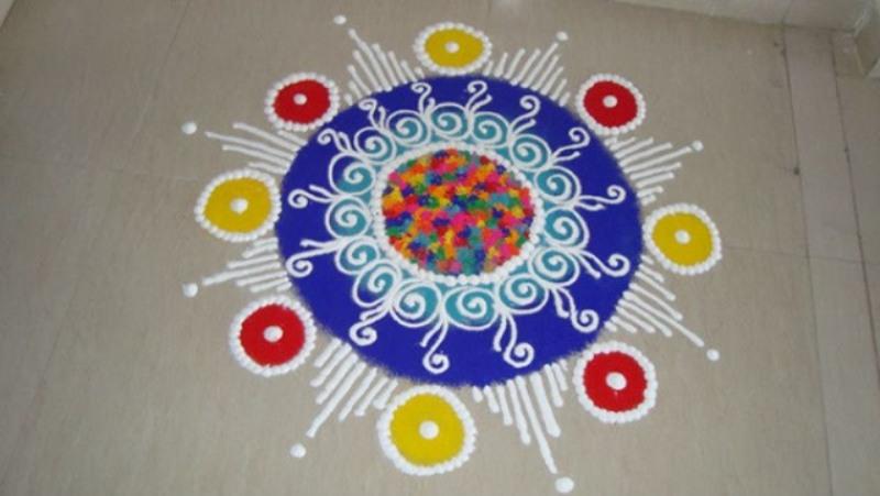 sanskar bharti rangoli designs by vibrant creations