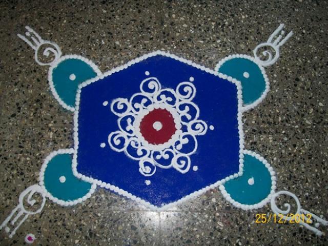 sanskar rangoli designs by vibrant creations