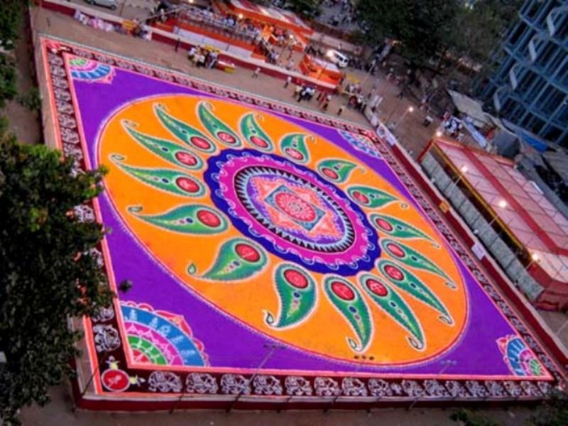 rangvalli rangoli designs by artists