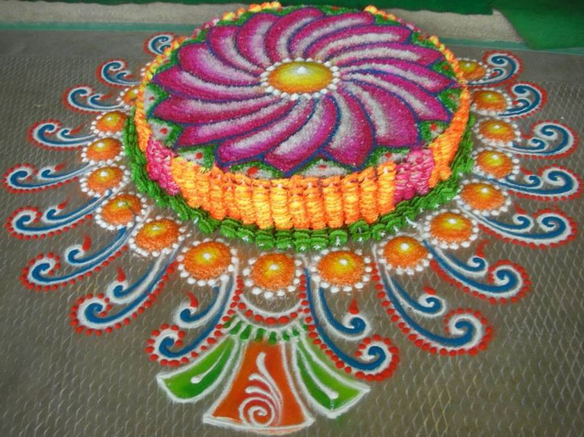 1 salt rangoli design by homemakeoverin