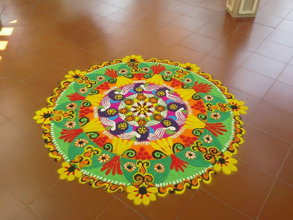 3 kolam design by mash