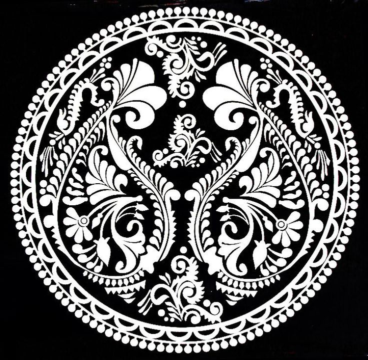 chakra alpana design -  4