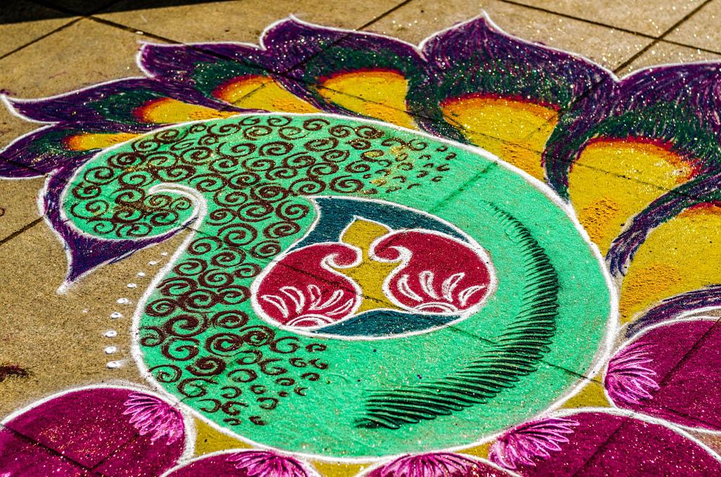 3 diwali festival rangoli design by ahsan jinnah