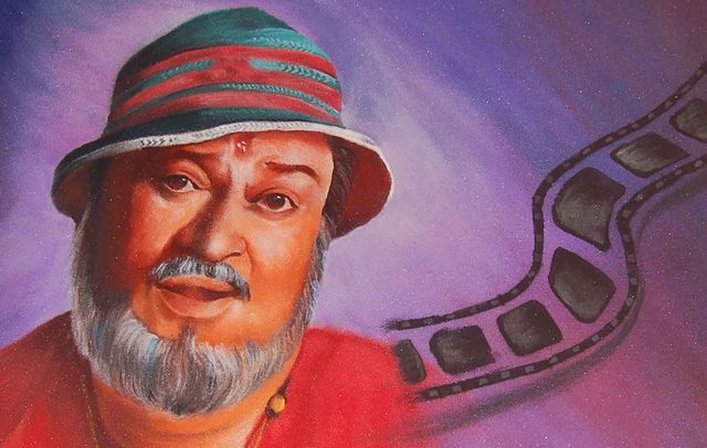 9 portrait rangoli design