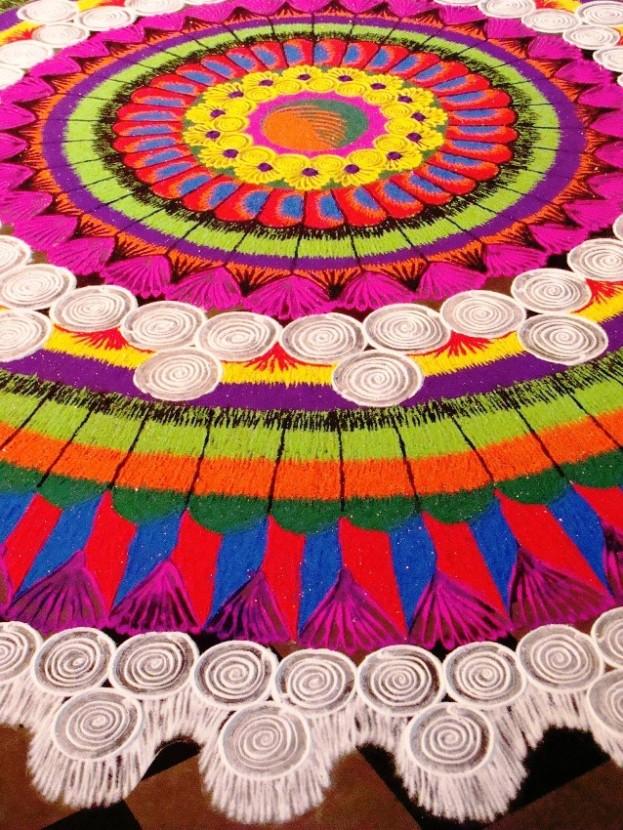 10 rangoli design by keshav pai