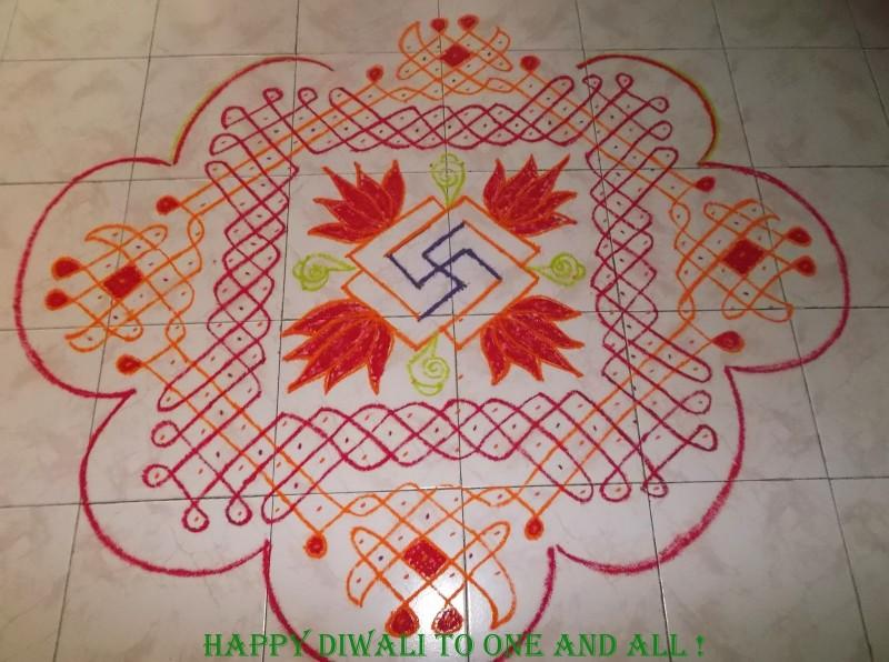 10 rangoli design by vijaya sharadha