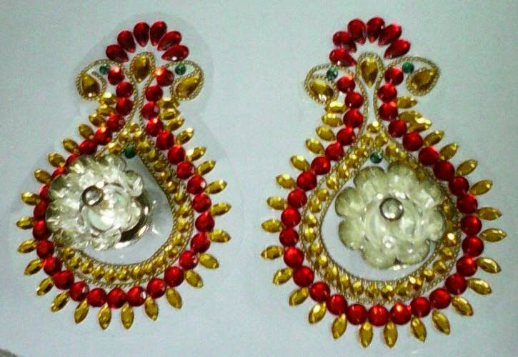 11 kundan design by nimisha