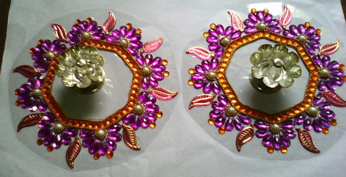 16 kundan design by nimisha