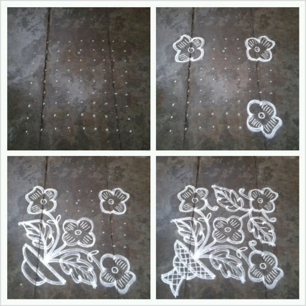16 rangoli design by rathna