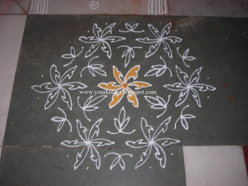16 rangoli design by vijaya sharadha