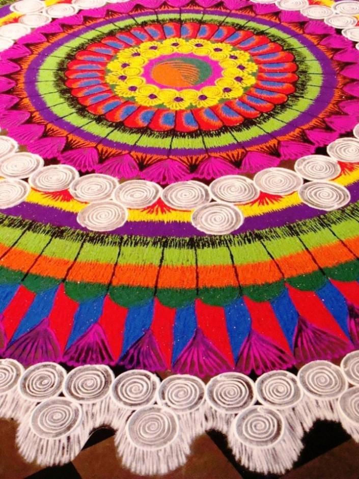 20 rangoli design by keshav pai