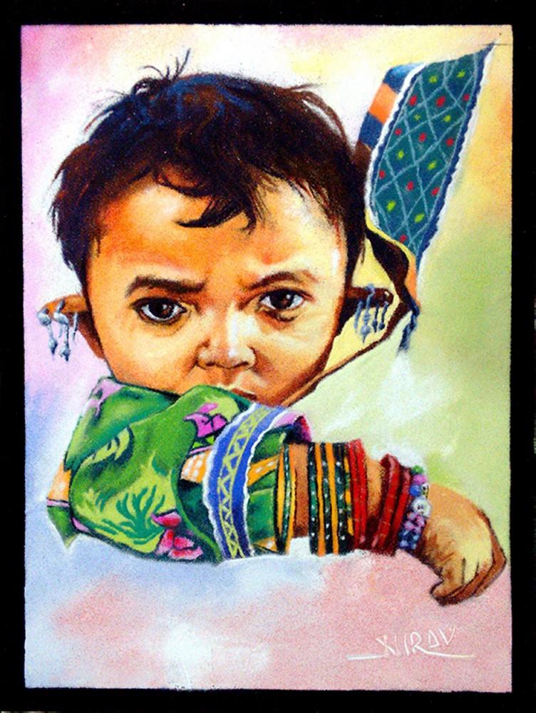 3 portrait design by nirav khant