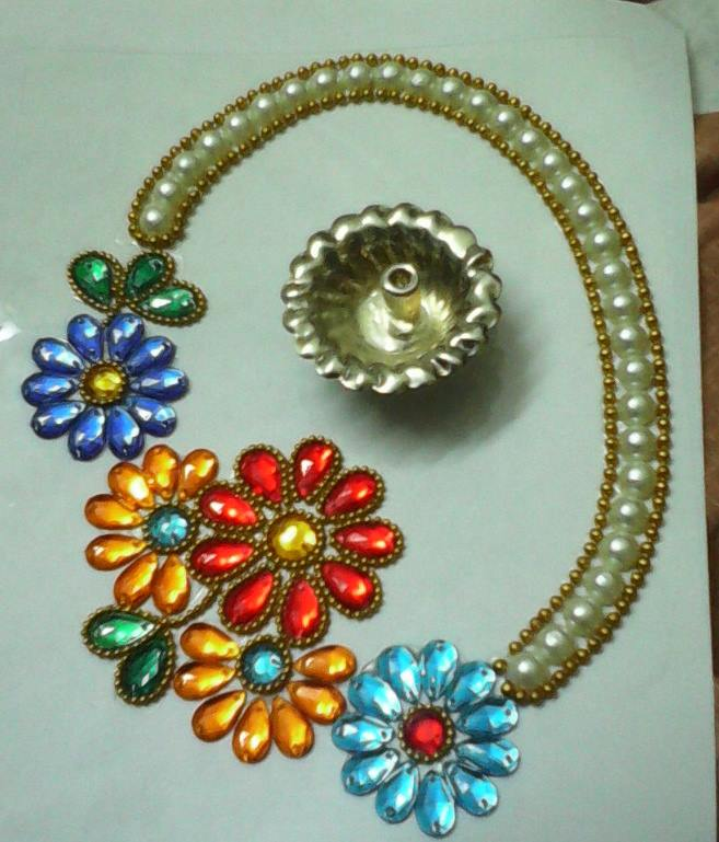 6 kundan design by nimisha